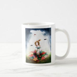 gally-cuervo-cortocircuito ejemplos del milagro taza de café