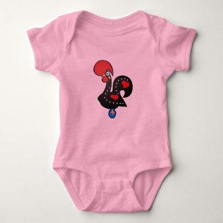 Galo De Barcelos Baby Bodysuit