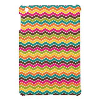 Galón femenino multicolor iPad mini protectores