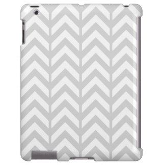 Galón plateado 3 funda para iPad