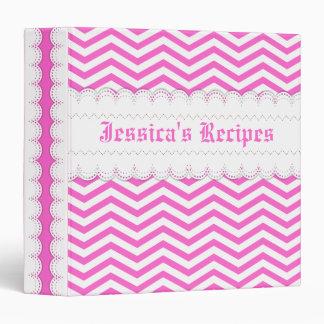 Galón rosado, blanco con receta horneada a la crem