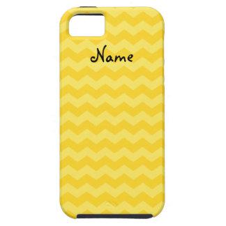 Galones amarillos iPhone 5 fundas
