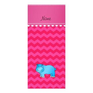 Galones azules conocidos personalizados de las tarjeta publicitaria personalizada