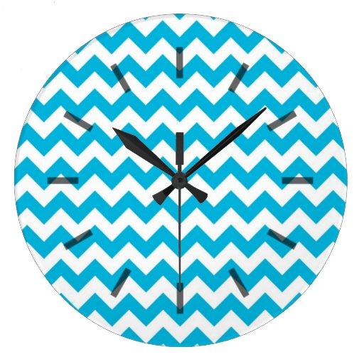 Galones azules reloj