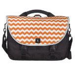 galones blancos anaranjados bolsas para portatil