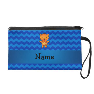 Galones conocidos personalizados del azul del tigr
