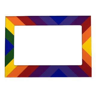 Galones del arco iris marcos magnéticos