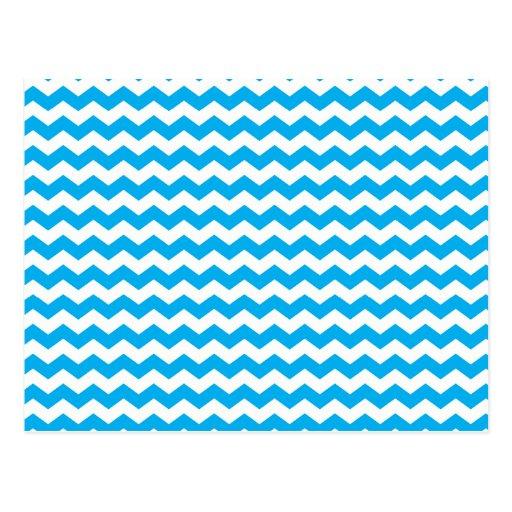 galones del blanco del azul de cielo tarjeta postal
