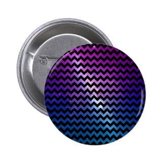 Galones negros con la galaxia colorida de Ombre Pin