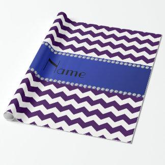 Galones púrpuras conocidos personalizados