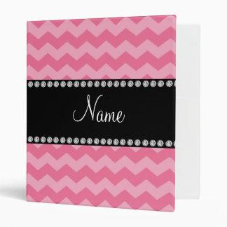 """Galones rosados conocidos personalizados carpeta 1"""""""