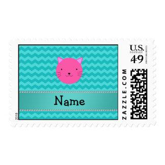 Galones rosados conocidos personalizados de la sellos
