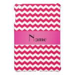 Galones rosados conocidos personalizados iPad mini fundas