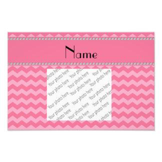 Galones rosados conocidos personalizados fotografias