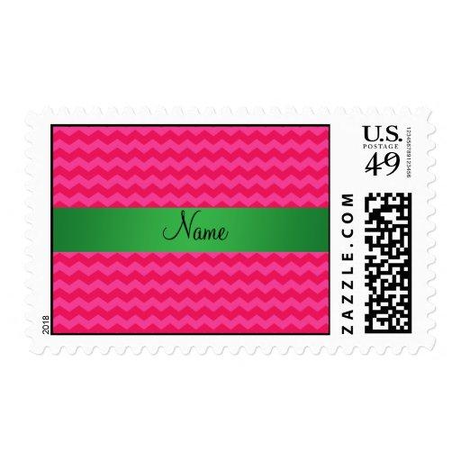Galones rosados conocidos personalizados sello