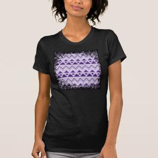 Galones tribales aztecas de los triángulos de las camisetas