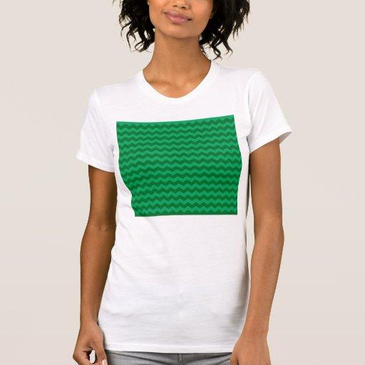 galones verdes camisetas