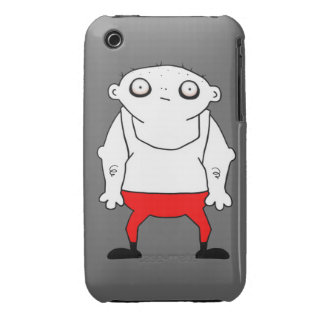 Galoot grande iPhone 3 Case-Mate cobertura