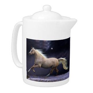 galope del caballo