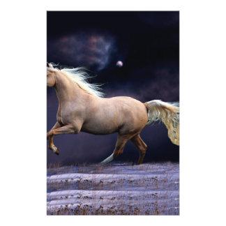 """galope del caballo folleto 5.5"""" x 8.5"""""""
