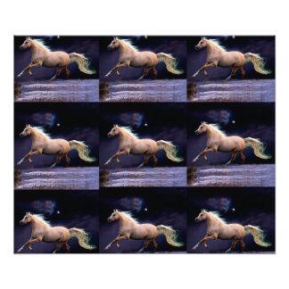 galope del caballo foto