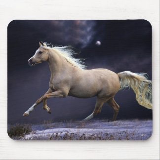 galope del caballo mouse pads