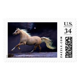 galope del caballo sellos