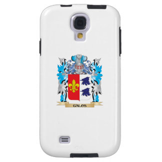Galos Coat of Arms - Family Crest Galaxy S4 Case