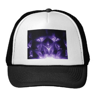 Galss púrpuras gorro