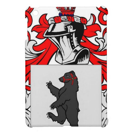 Galt Coat of Arms Cover For The iPad Mini