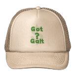 Galt conseguido gorras