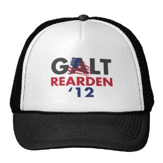 GALT REARDEN 2012 TRUCKER HAT