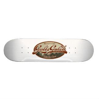 Galt s Gulch Skateboard
