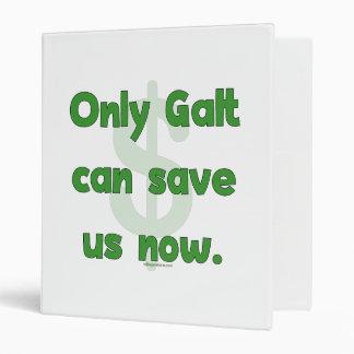 Galt Save Us 3 Ring Binder