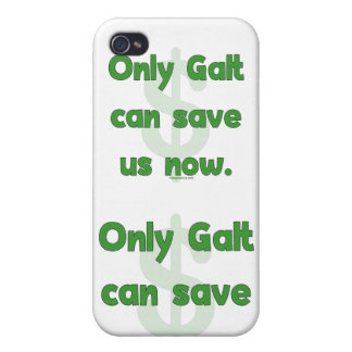 Galt Save Us iPhone 4 Cover