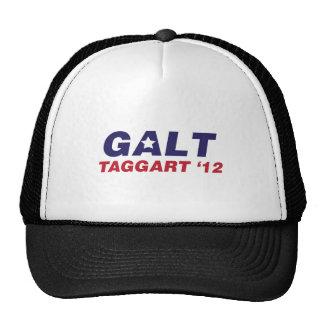GALT TAGGART TRUCKER HAT