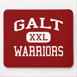 Galt - Warriors - High School - Galt California Mouse Pads