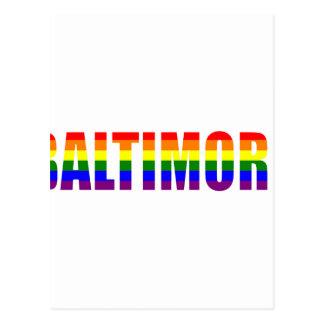 Galtimore Pride Postcard