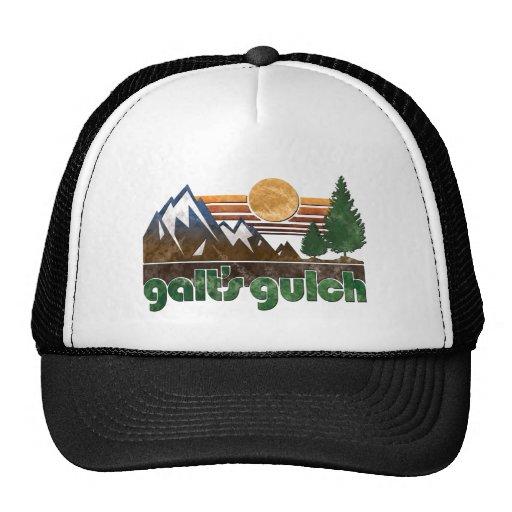 Galt's Gulch Atlas Shrugged Hat