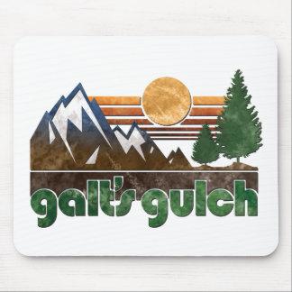 Galt's Gulch Atlas Shrugged Mouse Pad