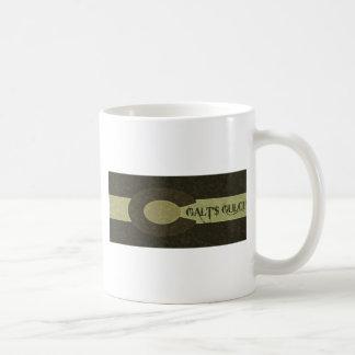Galt's Gulch - Gray and Gold Combo Design Mug