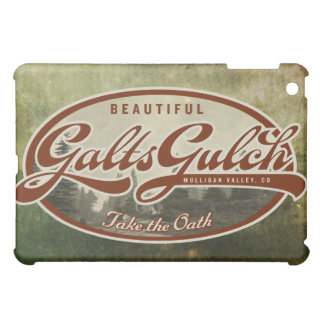 Galt's Gulch  iPad Mini Case