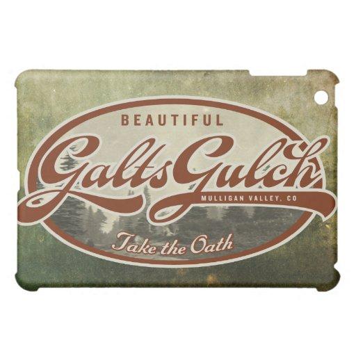 Galt's Gulch  Cover For The iPad Mini