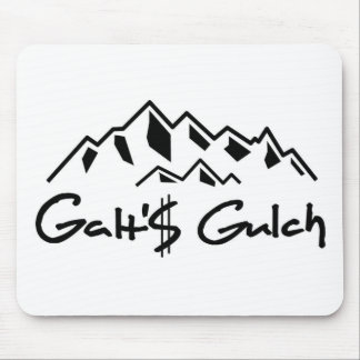 """Galt's Gulch"" Mouse Pad"