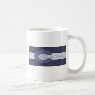 Galt's Gulch - Steel Blue Combo Design Coffee Mug