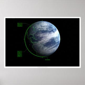 - Galvanized Earth - Print