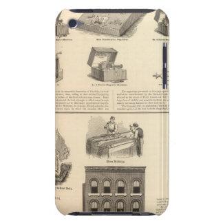 Galvano Faradic Manufacturing Company Bickford iPod Case-Mate Cases