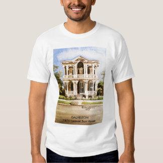 GALVESTON - 1876 Lemuel Burr House Shirt