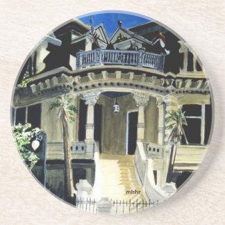 Galveston 1890 Trube Historical Home Coaster