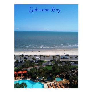 Galveston Bay Postcard